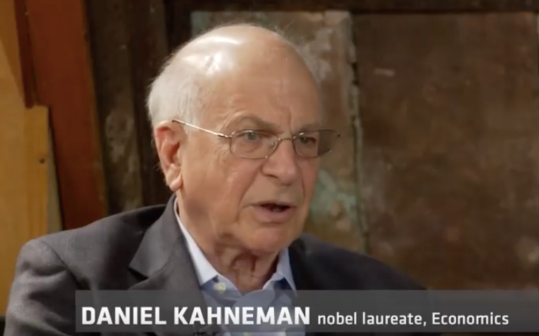 Daniel Kahneman video