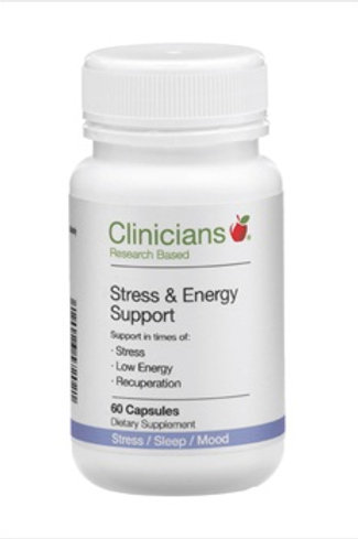 Good Health Stress & Energy Support 120 cap