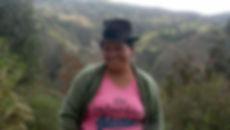 Luz Teresa Sapatanga Sapatanga es tejedora de Sombreros de Paja Toquilla (Panama Hats) y socia de MAKI FairTrade. Vive en Bacpancel, Gualaceo, Azuay, Ecuador.
