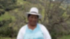 Luz Matilde Ríos es tejedora de Sombreros de Paja Toquilla (Panama Hats) y socia de MAKI FairTrade. Vive en Principal, Chordeleg, Azuay, Ecuador.