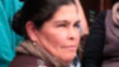 Gloria Rodas es tejedora de chales de macana en Ikat y socia de MAKI FairTrade. Vive en Bullcay, Gualaceo, Ecuador.