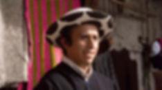 Julio Rosalino Guamán Ambuludi es tejedor de ponchos de lana de borrego y socio de MAKI FairTrade. Vive en Ñamarin, Saraguro, Provincia de Loja, Ecuador.