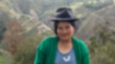 Rosa Elena Sapatanga Sapatanga es tejedora de Sombreros de Paja Toquilla (Panama Hats) y socia de MAKI FairTrade. Vive en Bacpancel, Gualaceo, Azuay, Ecuador.