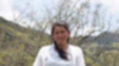Julia Alegría León Sarmiento es tejedora de Sombreros de Paja Toquilla (Panama Hats) y socia de MAKI FairTrade. Vive en Principal, Chordeleg, Azuay, Ecuador.