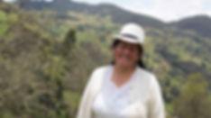 María Dolores Peláez es tejedora de Sombreros de Paja Toquilla (Panama Hats) y socia de MAKI FairTrade. Vive en Principal, Chordeleg, Azuay, Ecuador.