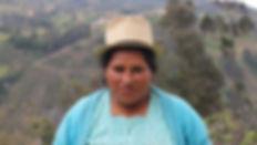 Rosa Elvira Quiñones Pacheco es tejedora de Sombreros de Paja Toquilla (Panama Hats) y socia de MAKI FairTrade. Vive en Bacpancel, Gualaceo, Azuay, Ecuador.