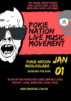 Live music movement