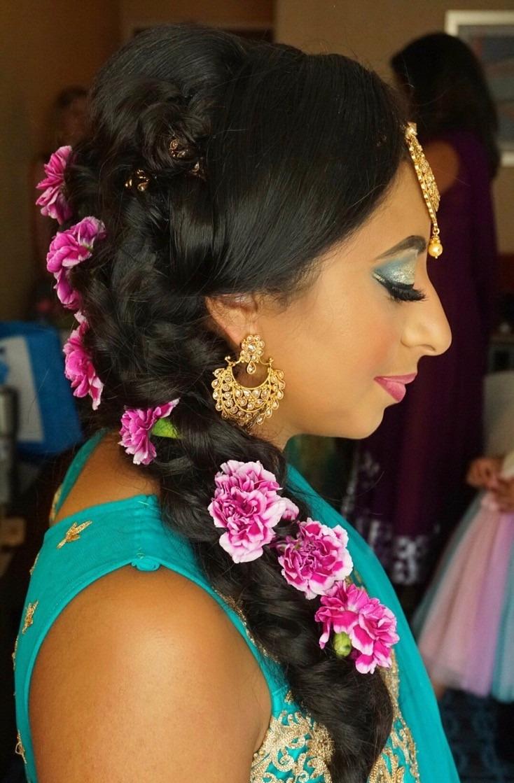 Aarti's Sangeet Look (Bridal)