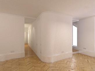 Garnier Rénovation d'un appartement Boulevard Garnier, Nice (06)