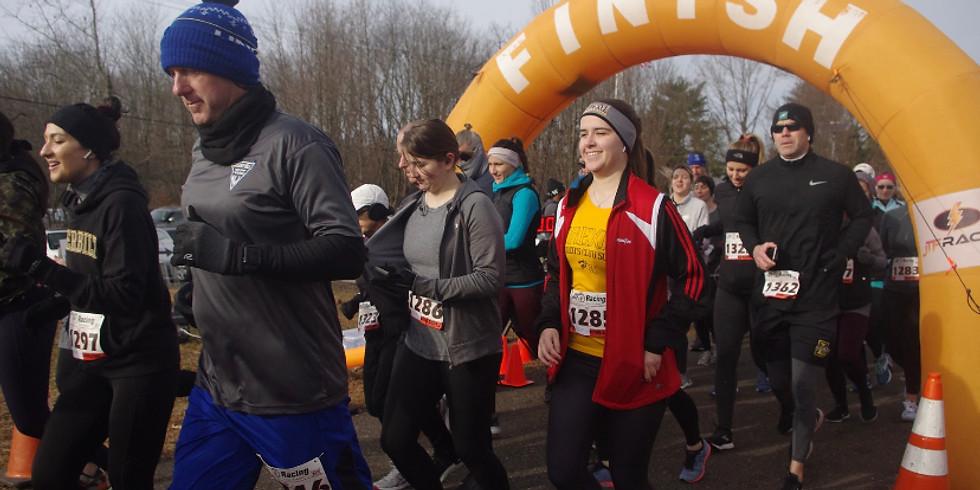 3rd Annual Warrior Run 5K Run / 1 Mile Walk