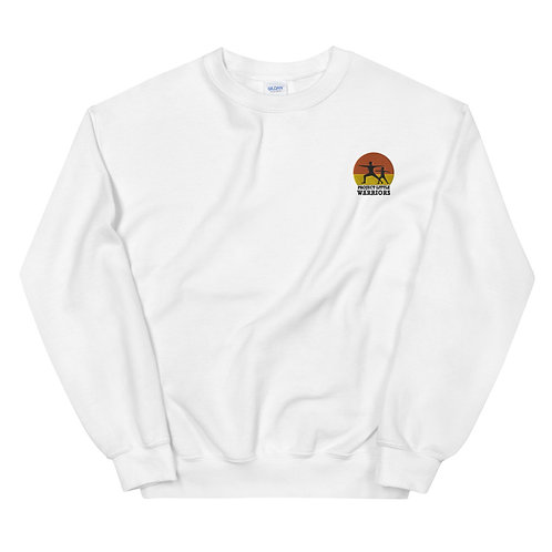 Embroided Crew Neck