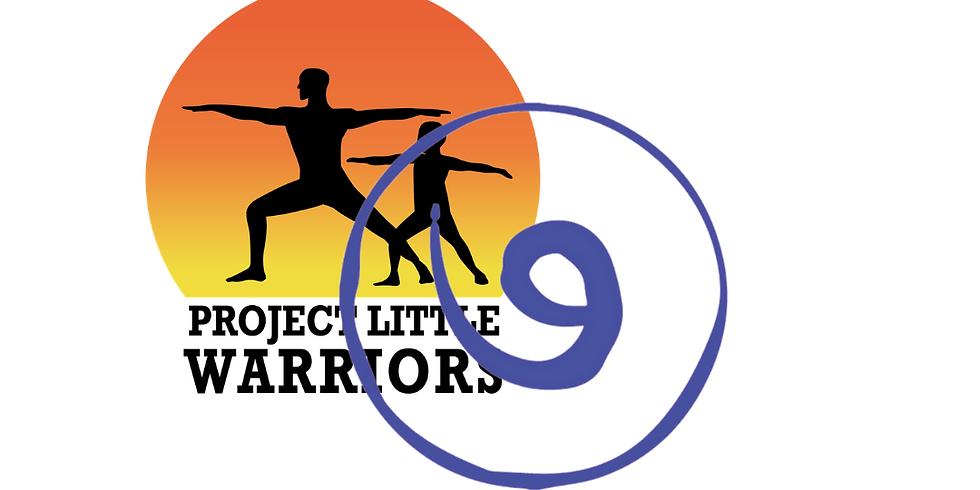Warrior II to Warrior Run Yoga Class