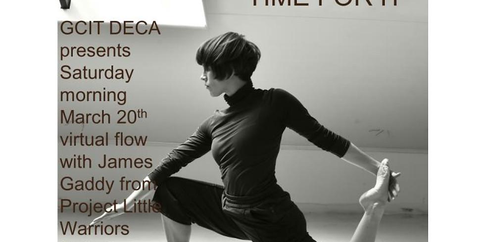 DECA Inspired Yoga