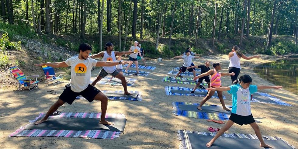 A Mindful Adventure Summer Camp