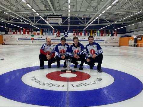 Team Muirhead win the Braehead Open