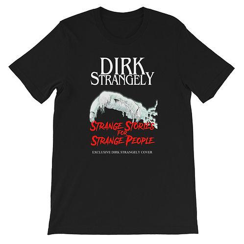 Strange Stories for Strange People - Dirk Strangely's Shirt