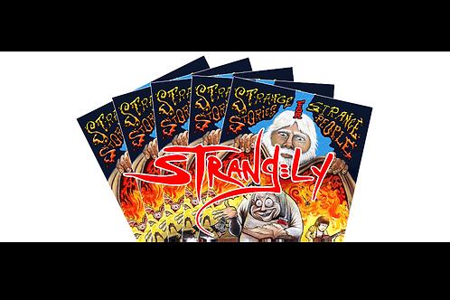 SIGNED Wholesale Strange Stories for Strange People - 5 Books