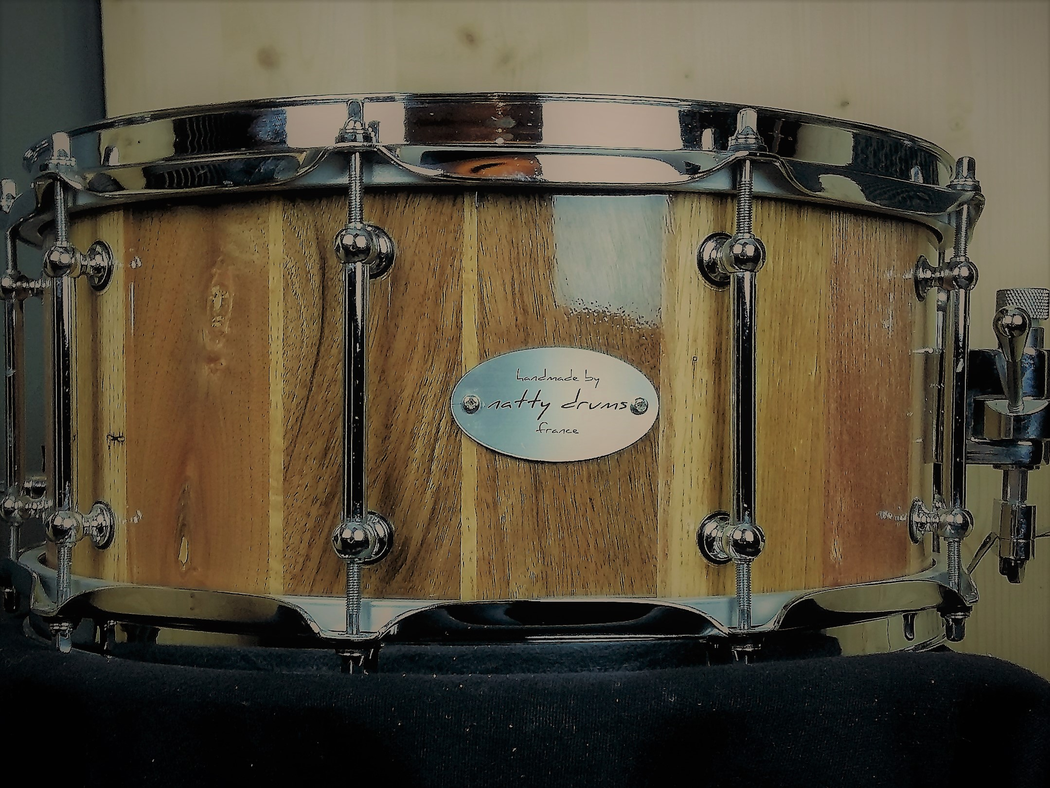 Natty-Drums Snare