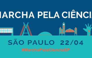 Marcha Pela Ciência - SP