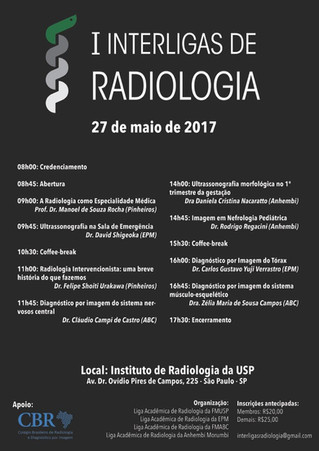 I Interligas de RADIOLOGIA