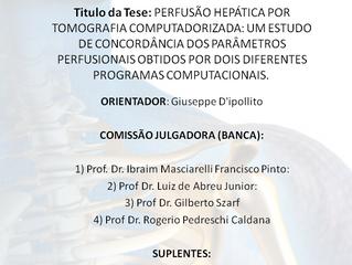 DEFESA DE TESE