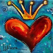 Crown Heart