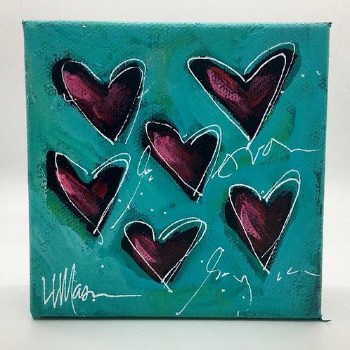 Heart Kisses