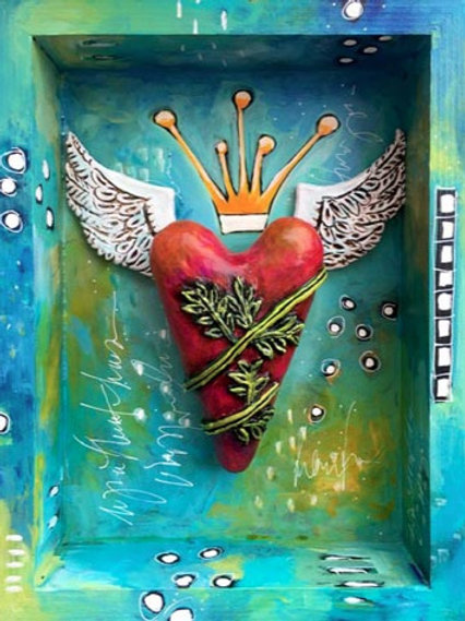 "Sold ""My Heart Has Wings"""
