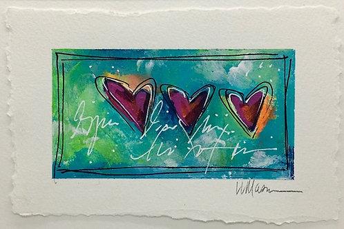 Paper Heart 3