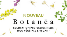 BOTANEA COLORATION 100% VEGETALE et VEGAN