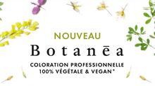 BOTANEA COLORATION 100% VEGETALE et VEGAN