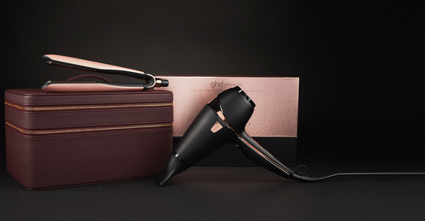 LIMITED EDITION_ROSE GOLD_Box, Vanity ca
