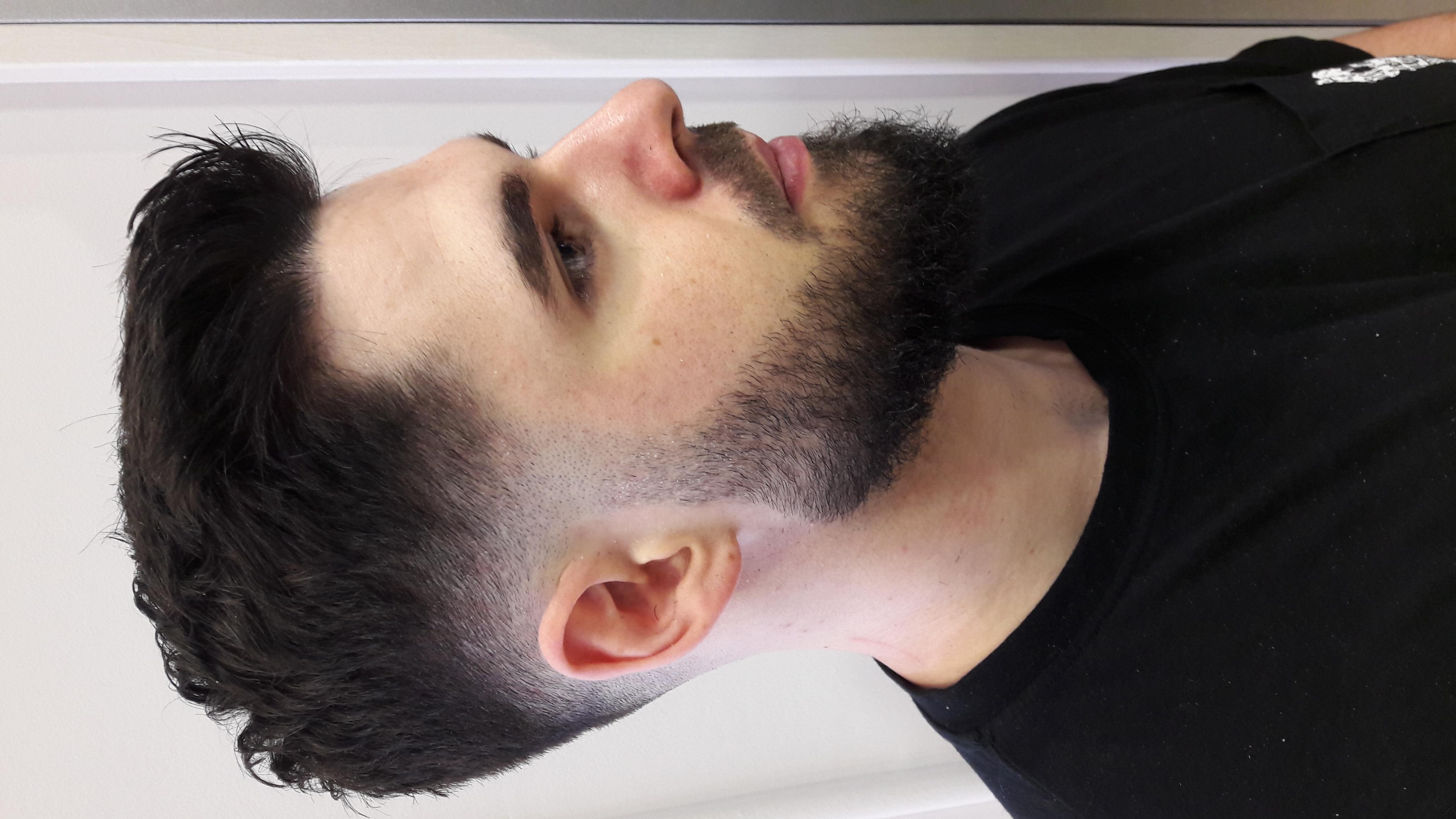 Coupe Homme et taille de barbe