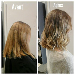 Coupe,couleur, mèches, brush