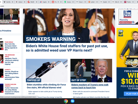 17GEN4 - Collection of Articles about Kamala Harris