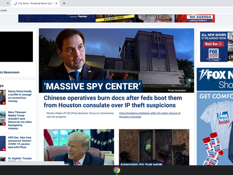 Chinese operatives burn docs after feds boot them from Houston consulate over IP theft suspicions