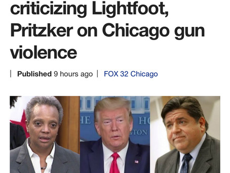CHICAGO - We have a huge problem with black people in positions of leadership