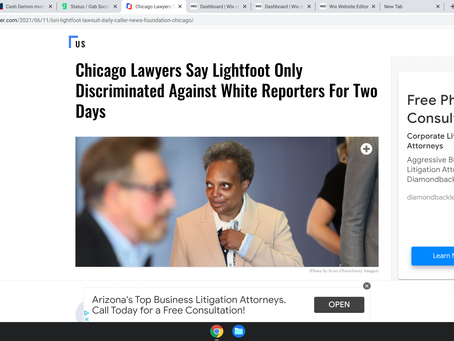 Chicago mayor sets new standard for overtly racist actions in the workplace