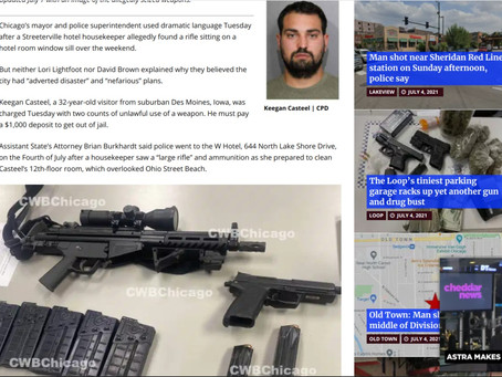 #CHICAGO - Guy who did nothing wrong charged with gun crime while criminals go free
