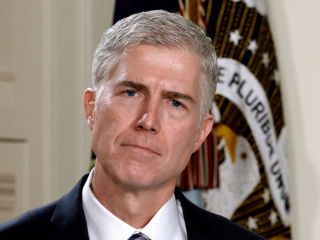 Justice Neil Gorsuch leads fraudulent SCOTUS interpretation of the law on illegal immigration case