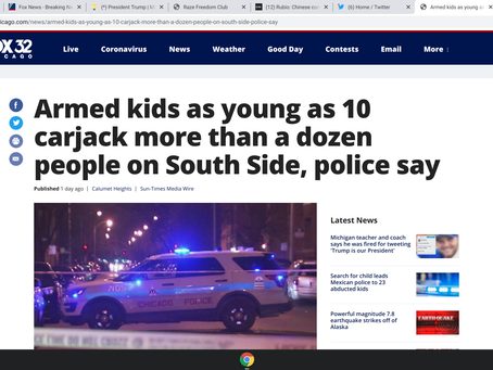 Armed kids as young as 10 carjack more than a dozen people on South Side, police say