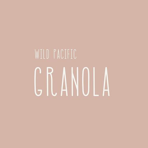 Wild Pacific Granola