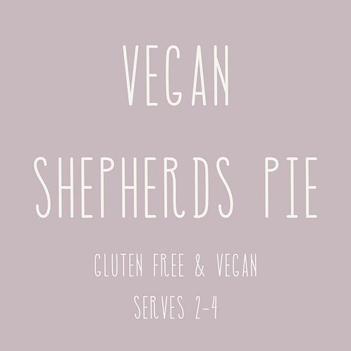 Vegan Shepherds Pie