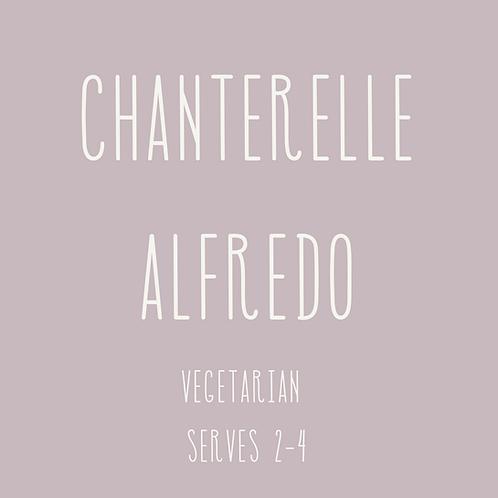 Chanterelle Alfredo