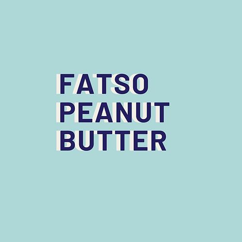 Fatso Peanut Butter