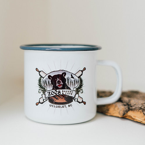 Camping Mug 10oz
