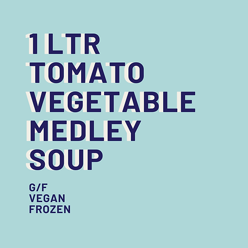Tomato Vegetable Medley Soup