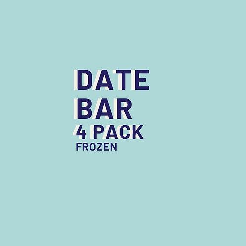 Date Bar 4 Pack