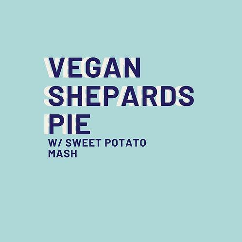 Vegan Shepards Pie Gluten Free