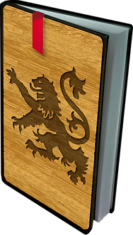 The Scottish Lion Royal Coat of Arms
